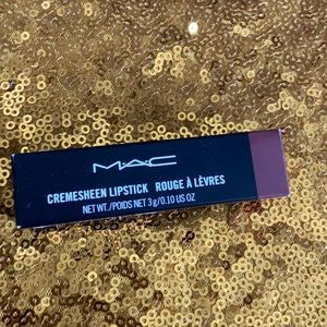 MAC Cremesheen Lipstick CREME IN YOUR COFFEE